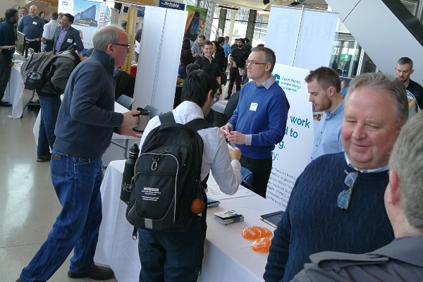 ASHRAE Toronto Chapter Career Fair 2020 3